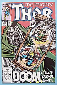 Mighty Thor Comics - Nov 1989 - Doom (Image1)