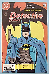 Batman's Detective Comics - June 1987 (Image1)