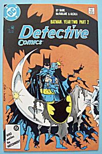Batman's Detective Comics - July 1987 (Image1)