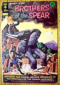 Brothers Of The Spear Comics #9-June 1974 (Image1)