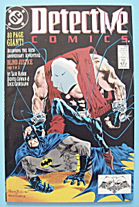 Detective Comics - March 1989 - Blind Justice (Image1)