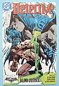 Detective Comics - April 1989 - Blind Justice (Image1)
