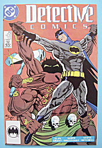 Detective Comics - July 1989 - Tulpa (Image1)