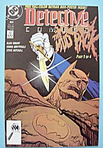Detective Comics #604-1989-(Part 1) Men Of Clay (Image1)