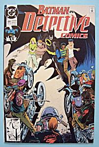 Detective Comics - May 1990 - Street Demonz (Image1)