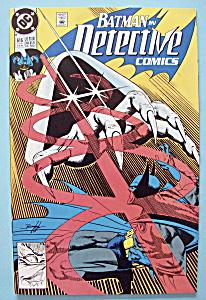 Detective Comics - Late June 1990 - Stone Killer (Image1)