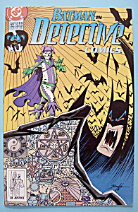 Detective Comics - Early July 1990 - A Clash Of Symbols (Image1)