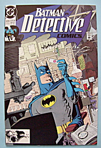 Detective Comics - Early August 1990 - Rite Of Passage