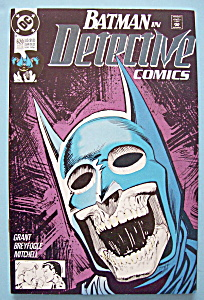Detective Comics - Late August 1990 - Rite Of Passage