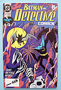 Detective Comics - Sept 1990 - Rite Of Passage (Image1)