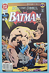 Detective Comics - Early May 1993 - Puppets