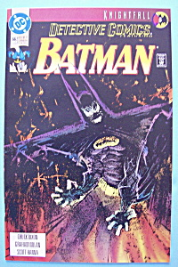 Detective Comics - Late June 1993 - Burning Questions (Image1)