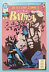 Detective Comics -late July 1993- Who Rules The Night