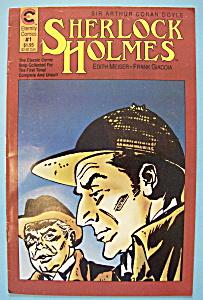 Sherlock Holmes Comics - June 1988 (Image1)