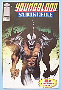 Youngblood-Strikefile Comics - April 1993 (Image1)