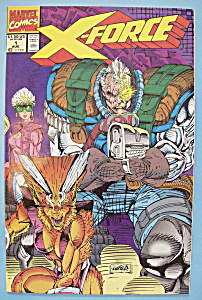 X - Force Comics -aug 1991- A Force To Be Reckoned With
