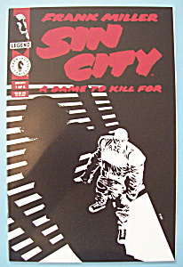 Sin City Comics - November 1993 - A Dame To Kill For