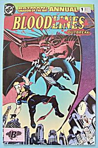 Batman: Shadow Of The Bat Annual Comics - 1993 (Image1)