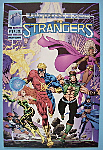 The Strangers Comics - June 1993 - Jumpstart (Image1)