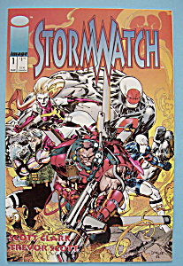 Stormwatch Comics - March 1993