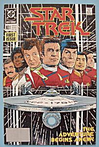 Star Trek Comics - October 1989 - The Return (Image1)