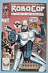 Robocop Comics - March 1990 (Image1)