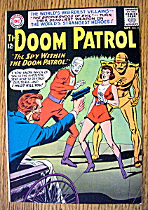 The Doom Patrol Comic #90-september 1964