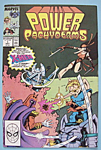 Power Pachyderms Comics - September 1989 (Image1)