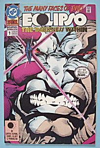 Eclipso Comics - July 1992 - The Darkness Within