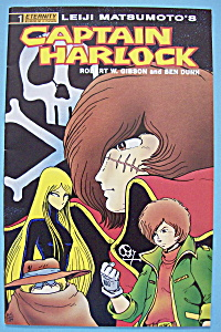 Captain Harlock Comics -oct 1989- An Exchange Of Future