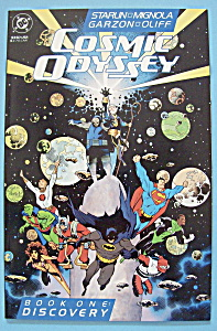 Cosmic Odyssey Comics - 1988 - Book One: Discovery