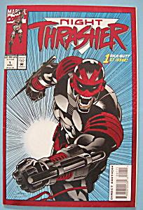 Night Thrasher Comics - August 1993 - Night Thrasher (Image1)