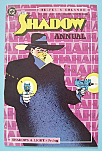The Shadow Annual - 1987 - Fragment Of The Sun