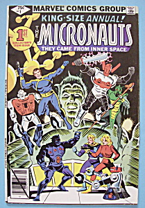 The Micronauts - 1979 - Timestream (Image1)