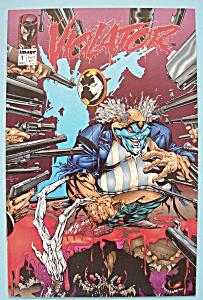 Violator Comics - May 1994 - The World (Image1)