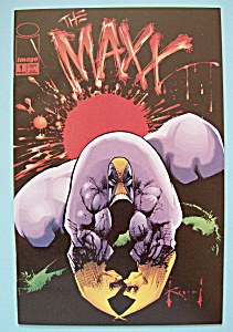 The Maxx Comics - March 1993 (Image1)