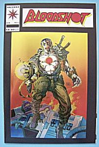 Bloodshot Comics - February 1993 - Blood Of The Machine (Image1)