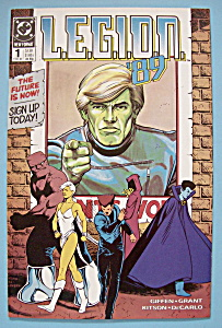L.E.G.I.O.N. '89 Comics - Feb 1989 - Homecoming (Image1)