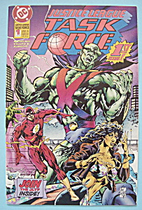 Justice League Task Force Comics - June 1993 (Image1)