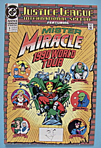 Justice League Comics - 1990 - Mister Miracle