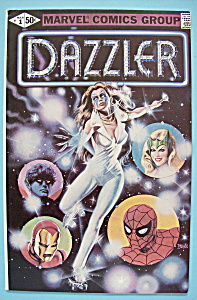Dazzler Comics - March 1981 - So Bright This Star (Image1)