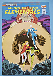 Elementals Comics - March 1989 (Image1)
