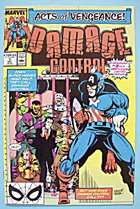 Damage Control Comics - Dec 1989 - No Vault Insurance