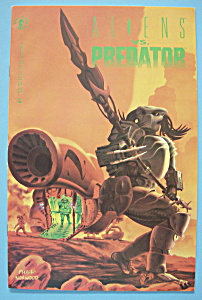 Aliens vs Predator Comics - June 1990 (Image1)