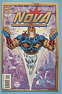 Nova Comics - January 1994 - Heavy Mettle (Image1)