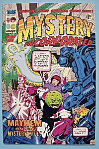 Mystery Incorporated Comics - April 1993 (Image1)