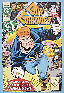 Guy Gardner Comics - October 1992 - A New Guy In Town (Image1)