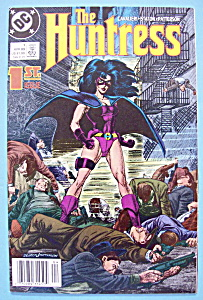 The Huntress Comics - April 1989 - Code Of Silence (Image1)