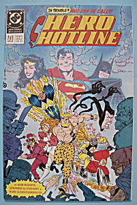 Hero Hotline Comics - April 1989 (Image1)