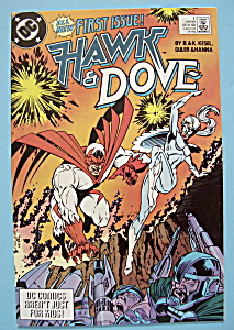 Hawk & Dove Comics - June 1989 - Gauntlet (Image1)